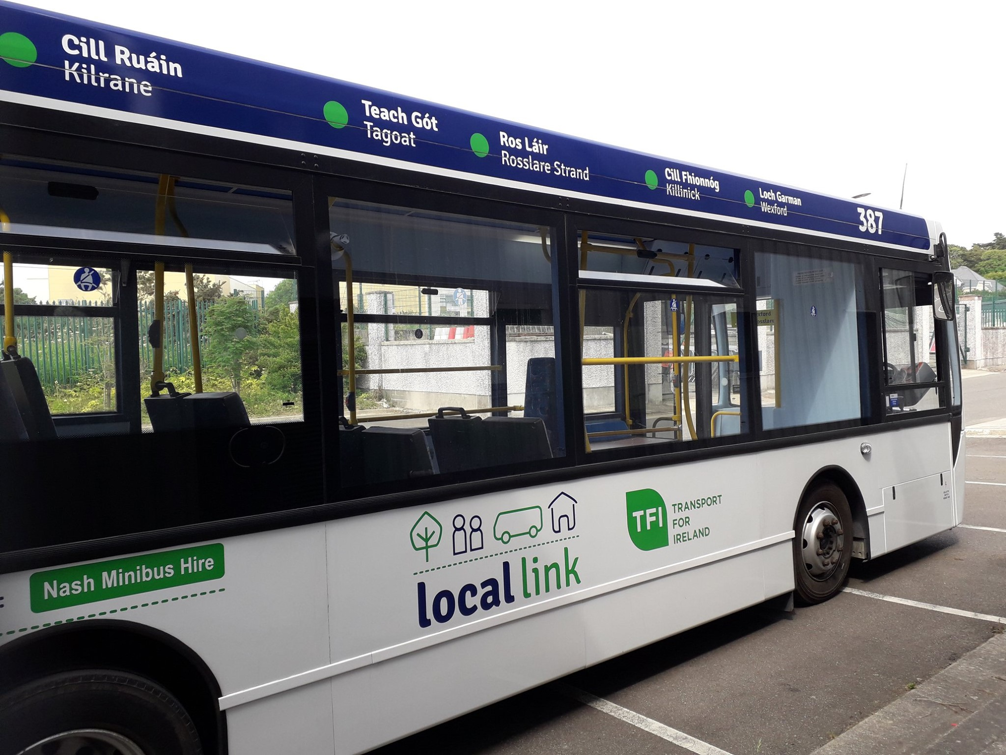 Local Link Community Bus Service Wexford