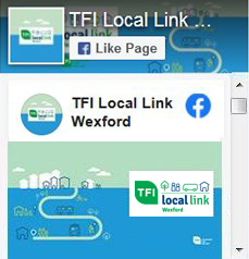 TFI Local Link Wexford Facebook Page